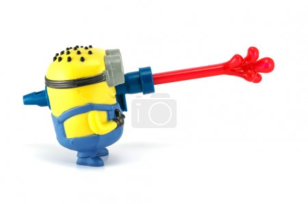 Minion Phil Jelly Whistle figure