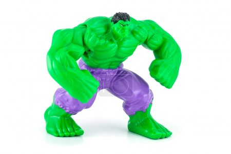 The hulk from the hulk