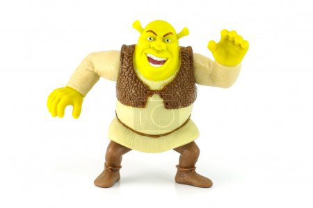 Sherk fugure toy