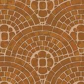 Tile ground