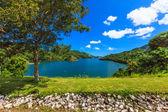 Lake cerrillos