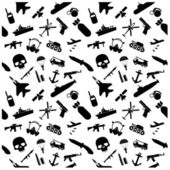 Military icons and Background