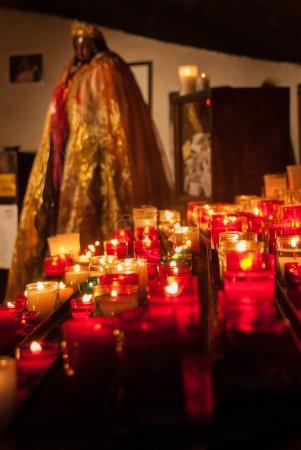 Votive candle Saintes Maries de la mer