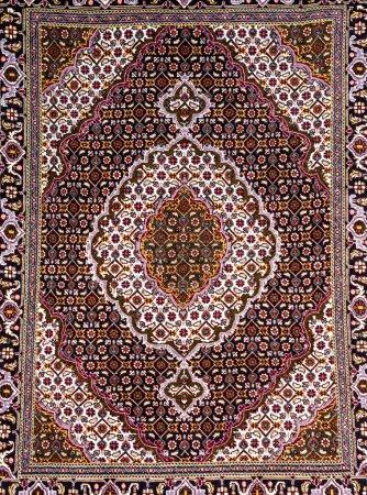 Traditional Azerbaijani rug