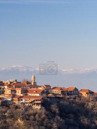 Sighnaghi, Caucasus