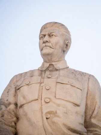 Monument of Stalin