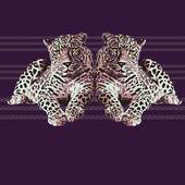 Leopards pattern