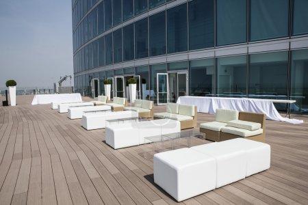 terrace  city views