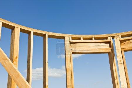 Wood Frame for Door
