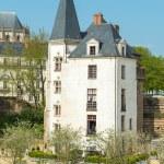 Постер, плакат: Breton castle Nantes France