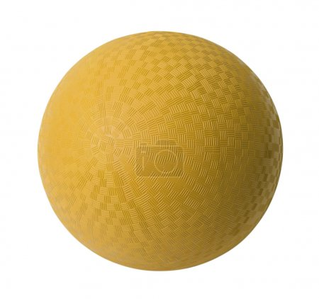 Yellow Dodge Ball