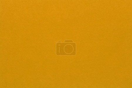 Photo for Smooth Yellow Felt Fabric Background Texture Top View. - Royalty Free Image