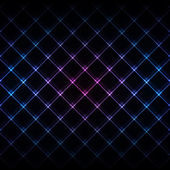 Abstract neon light black texture vector illustration