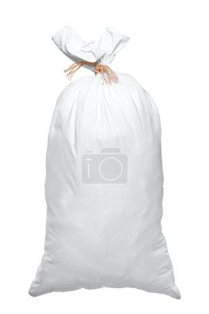 Full white bag