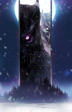 Werewolves watching