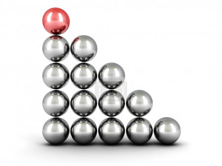 Oncept success balls ladder