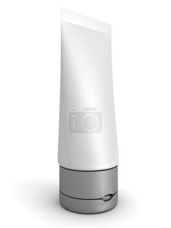 Tube Of Cosmetic Cream