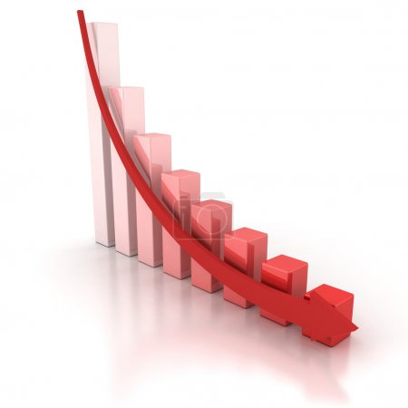 Red Crisis Business Graph