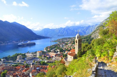 Photo for Old town in Montenegro - Royalty Free Image