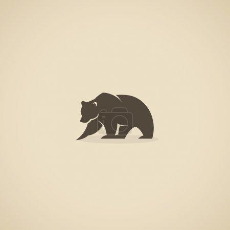Bear label