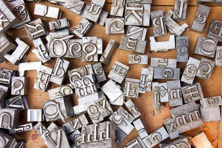 Letter pieces
