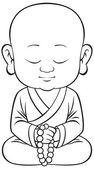 Small buddha vector