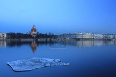 Evening Of Saint Petersburg