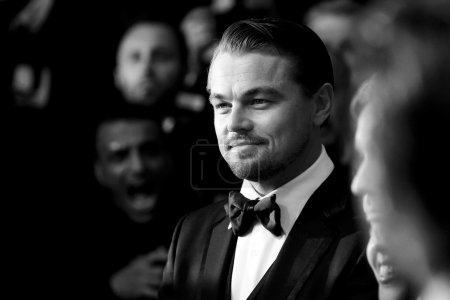 Photo for CANNES, FRANCE - MAY 15: Actor Leonardo DiCaprio attends the Opening Ceremony and Premiere of 'The Great Gatsby' at The 66th Cannes Film Festival Festivals on May 15, 2013 in Cannes, France - Royalty Free Image