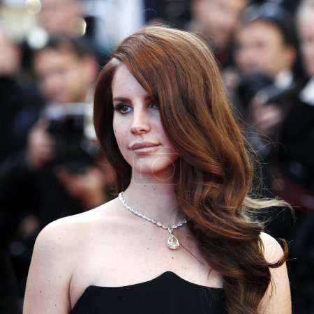 Photo for Lana Del Rey attends the opening ceremony premiere during the 65th Cannes Film Festival on May 16, 2012 in Cannes, France - Royalty Free Image