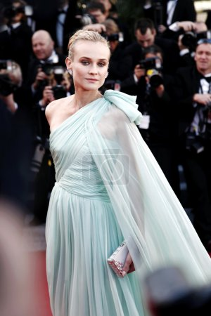 Photo for Diane Kruger attends the Opening Ceremony Premiere during the 65th Cannes Film Festival on May 16, 2012 in Cannes, France. - Royalty Free Image