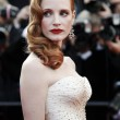 Actress Jessica Chastain attends the premiere of M...