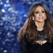 Jennifer Lopez performs live during the 60th Sanremo Song Festival at the Ariston Theatre on February 19, 2010 in SanRemo, Italy.