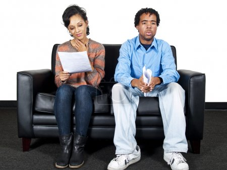 Casting Call Auditioning Actors