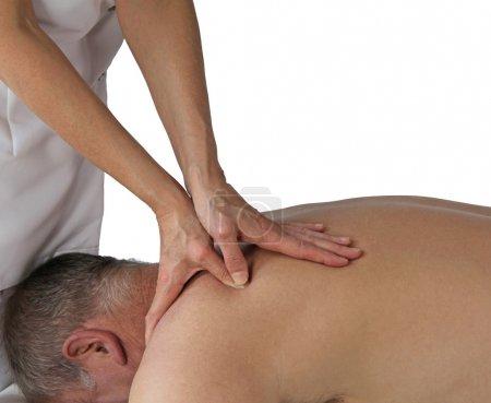 Double Thumb Sports Massage Technique