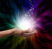 Magical Healing Energy