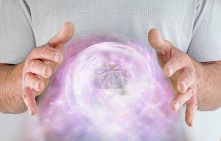 Pink Healing Energy