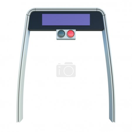 Electronic toll collection system of Japanese-style
