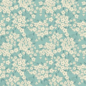 Little flowers pattern