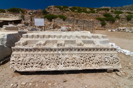 Ruins of Knidos, Datca, Turkey