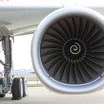 Jet Airplane Engine...