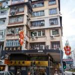 Hong Kong S.A.R., China - August, 7: Local residen...