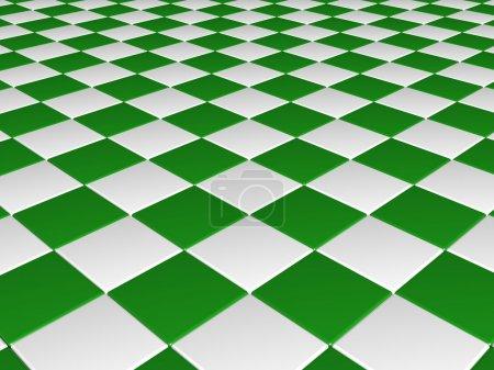 checkerboard plane background