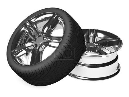 Wheels, Rims CAR PARTS