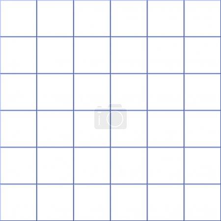 Photo pour Texture carreaux carrés noirs et blancs, sans couture - image libre de droit