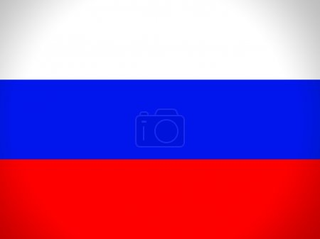 National flag of the Russian people