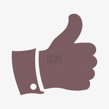 Thumb up, like icon
