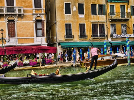 Venice known as La Serenissima in Northern Italy is a magical place