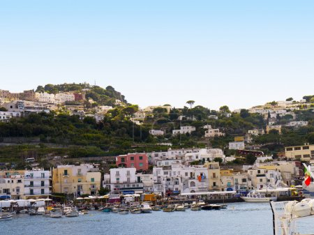 The Magical Island of Capri Italy