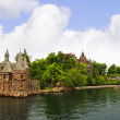 The Thousand Islands is the name of an archipelago...