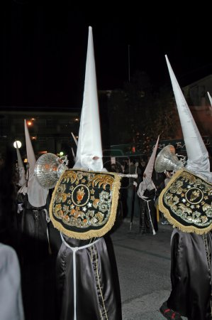 Easter Processions in Benalmadena Spain